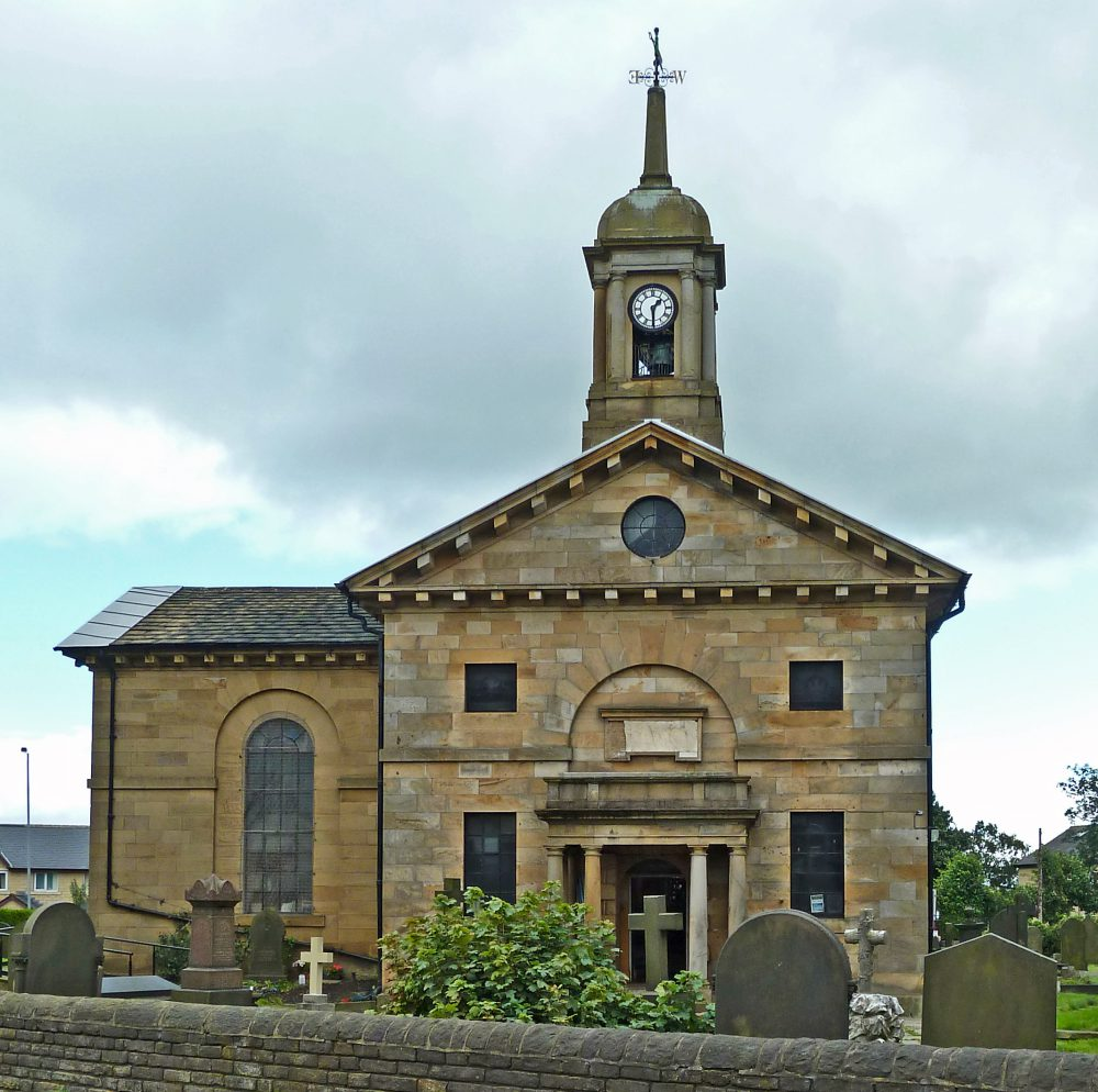 St John's Church Bierley